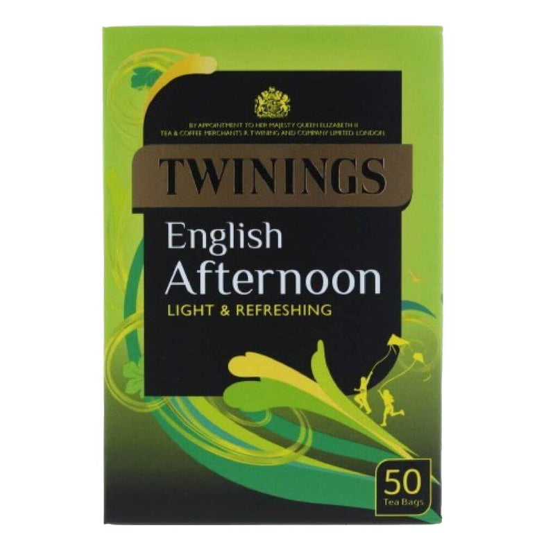 Twinings - English Afternoon Tea (50 teabags)