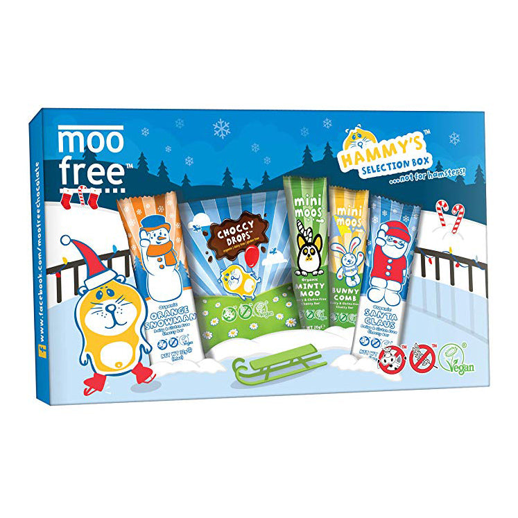 Moo Free Dairy Free Hammy's Selection Box (135g)