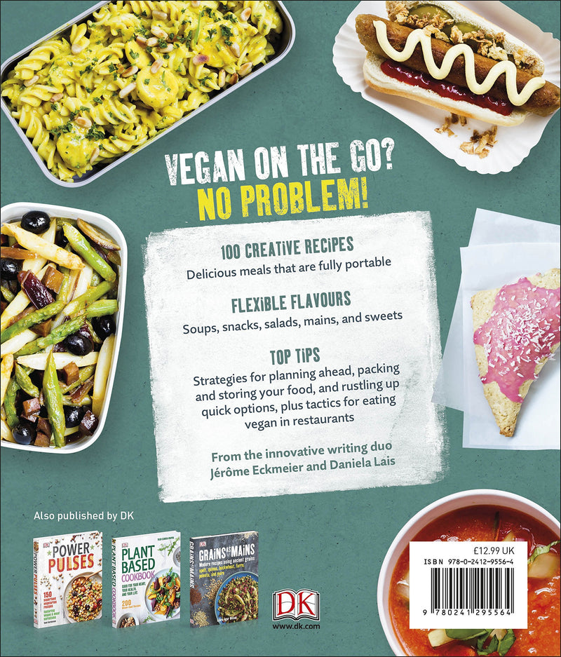 Vegan on the Go - Fast, easy, affordable - anytime, anywhere - TheVeganKind
