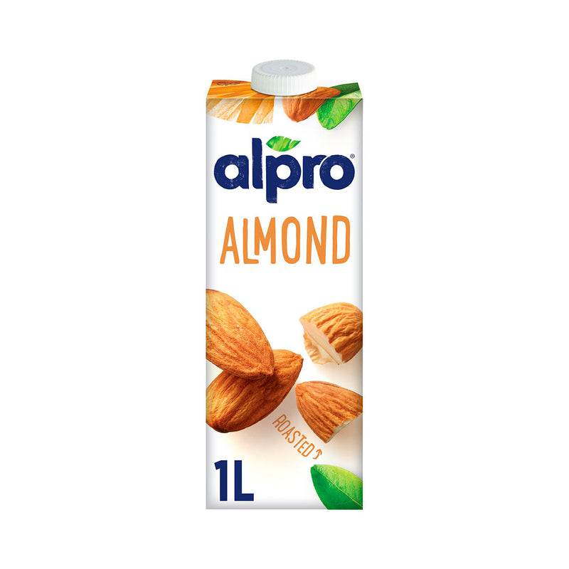 Alpro - Roasted Almond Long Life Milk (1L)