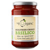 Mr Organic Healthy Choice Authentic Italian Basilico - TheVeganKind