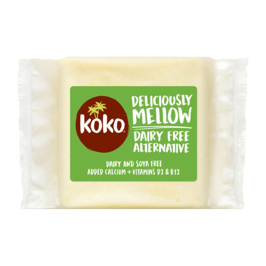 Koko - Dairy Free Cheddar Cheese Alternative (150g)