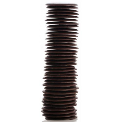Cocoa Loco Dark Chocolate Minty Thins (170g) - TheVeganKind