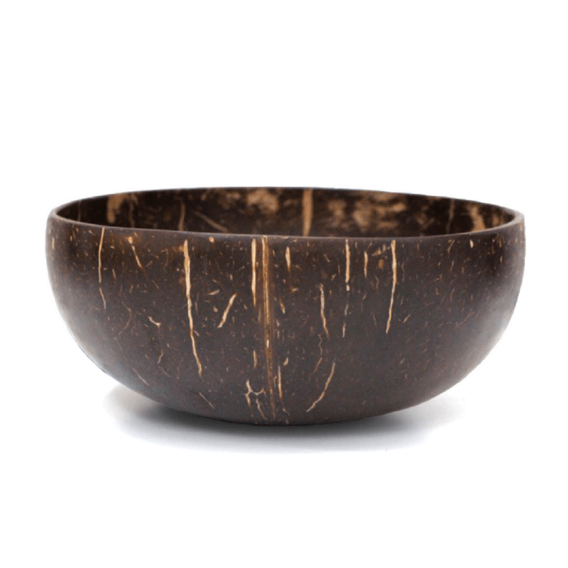 Coconut Bowls - Original Coconut Bowl with TVK Branding - TheVeganKind