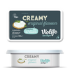 Violife Creamy Vegan Cheese - Original (200g) - TheVeganKind