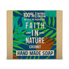 Faith In Nature Hand Made Soap, Coconut.