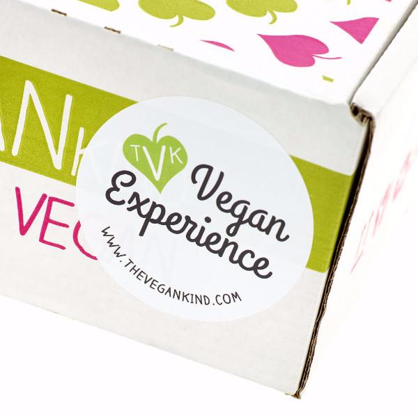 "Vegan ""Experience"" Gift Box (Perfect for new vegans) - TheVeganKind"