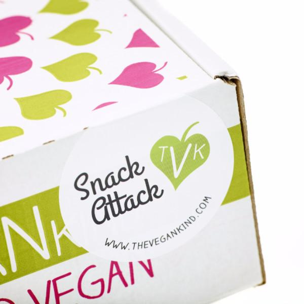 "Vegan ""Snack Attack"" Gift Box - TheVeganKind"