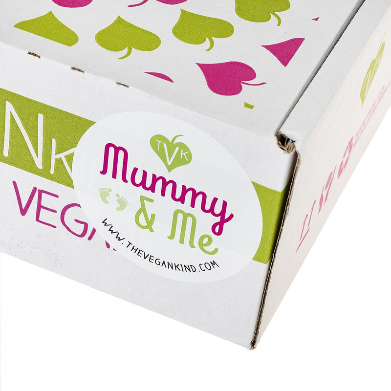 "Vegan ""Mummy & Me"" - Pregnancy/New Mum Gift Box - TheVeganKind"