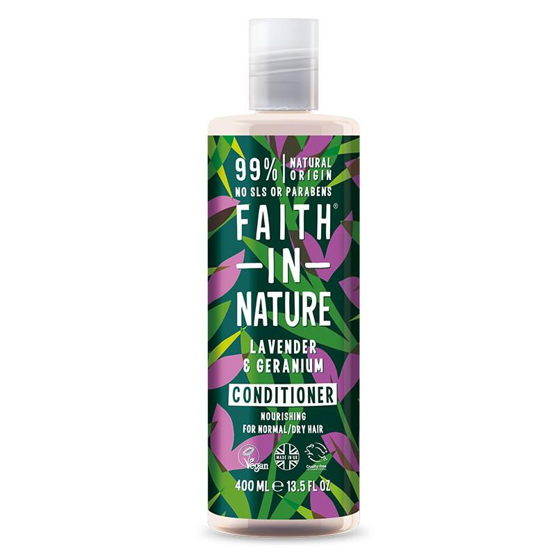 Faith In Nature Lavender and Geranium Conditioner