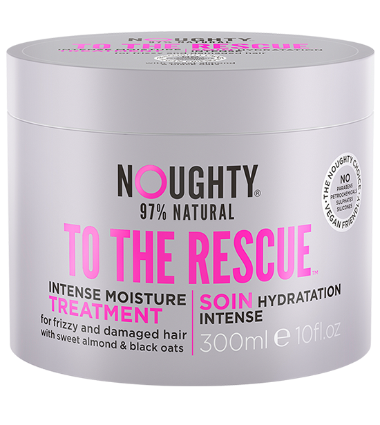 "Noughty ""To The Rescue"" Intense Moisture Treatment (300ml) - TheVeganKind"