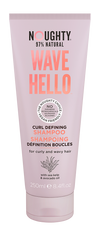 "Noughty ""Wave Hello"" Curl Defining Shampoo & Conditioner (250ml) - TheVeganKind"
