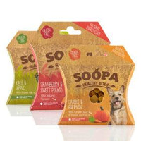 Soopa Pets Healthy Bites (Various) - TheVeganKind