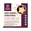 The Foods of Athenry Very Merry Christmas Starry Mince Pies (280g)