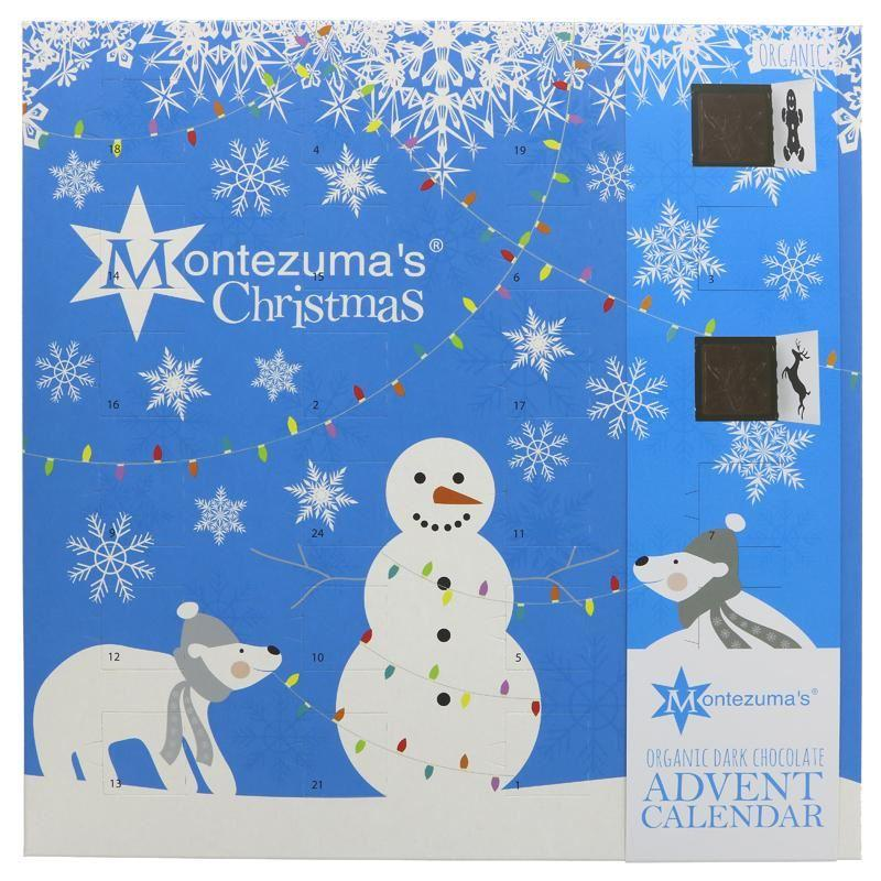 Montezuma's - Dark Chocolate Advent Calendar (240g)