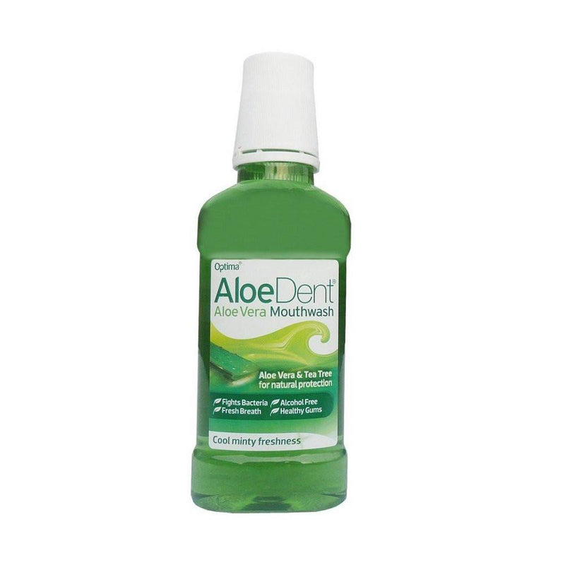 Bathroom - Optima Aloe Dent - Aloe Vera Mouthwash (250ml)