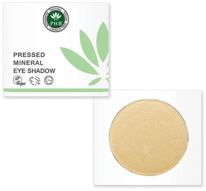 Bathroom - PHB Ethical Beauty Pressed Mineral Eye Shadow (Almond Shade)
