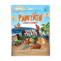 Benevo - Pawtato Ocean Treats (8 Small Treats) (140g)