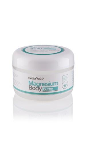 Better You Magnesium Body Butter (180ml) - TheVeganKind