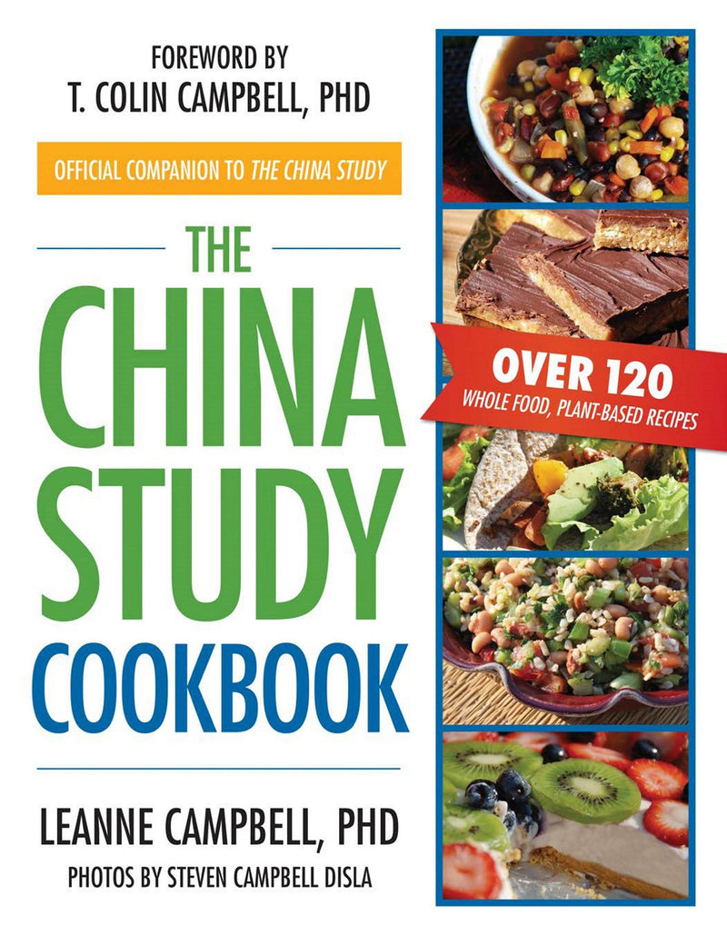 Book - The China Study Cookbook