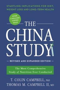 Book - The China Study - Revised & Expanded Edition