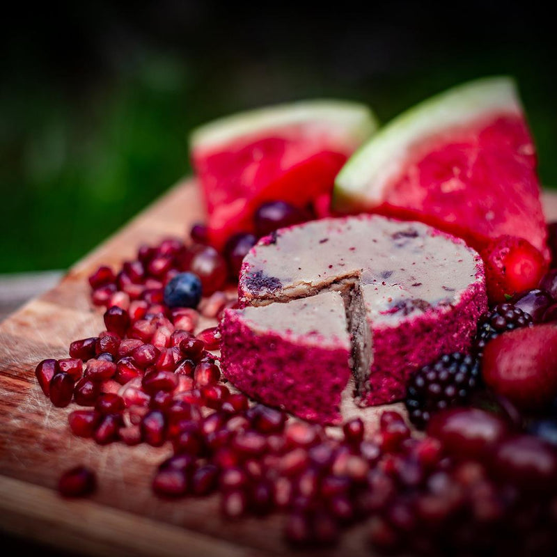 Tyne Chease - Cranberry Vegan Cheese Block (150g)