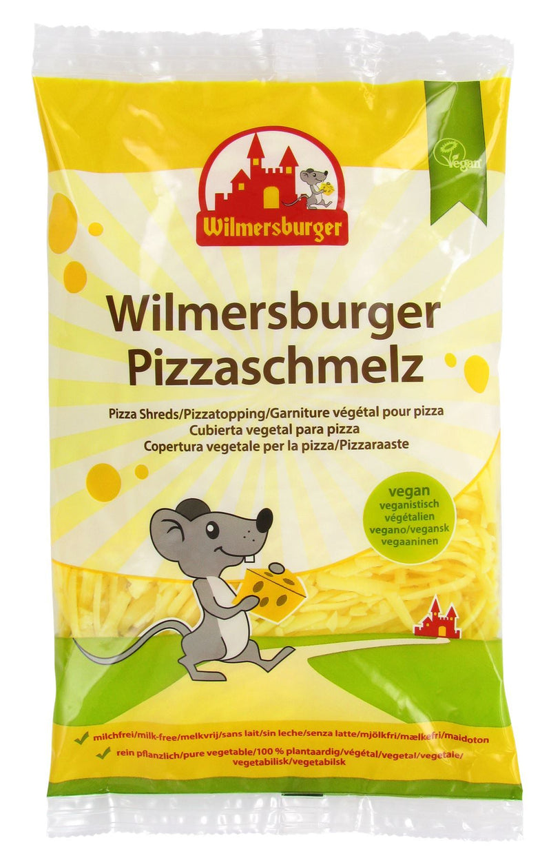 (Best Before 26/6) Wilmersburger - Pizza Shreds (250g) - TheVeganKind
