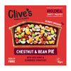 Clive's - Organic Wholemeal Chestnut & Bean Pie (235g)