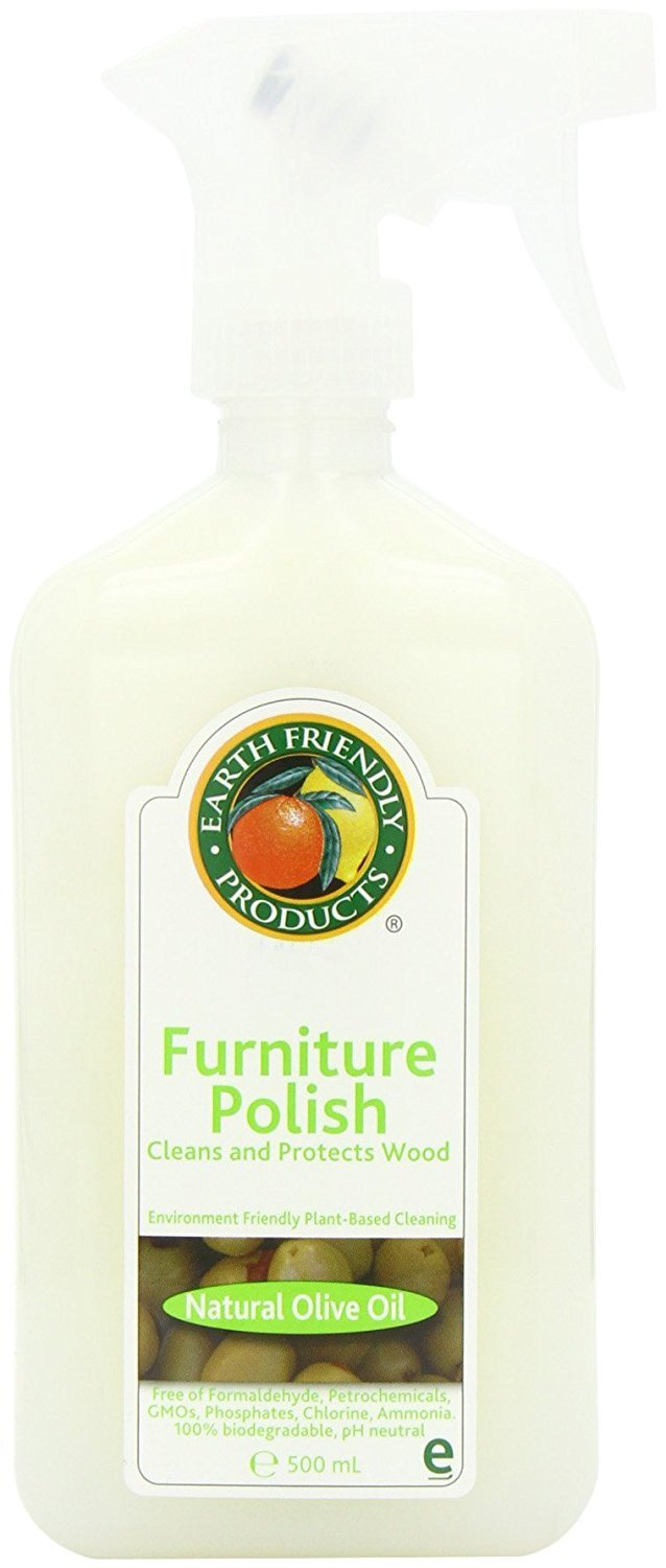 Earth Friendly Products - Furniture Polish (500ml) - TheVeganKind