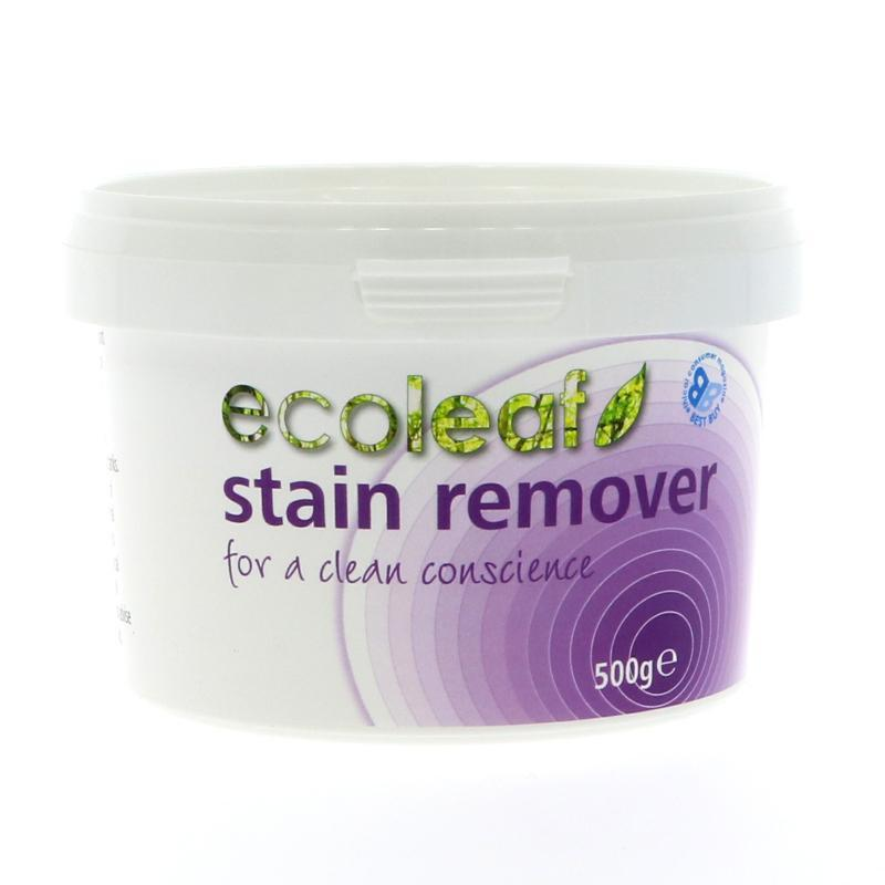 Ecoleaf Stain Remover (500g) - TheVeganKind