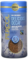Coffees - Percol Delicious Decaf Instant Coffee (100g)
