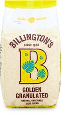 Billington's Organic Golden Granulated Sugar (500g) - TheVeganKind