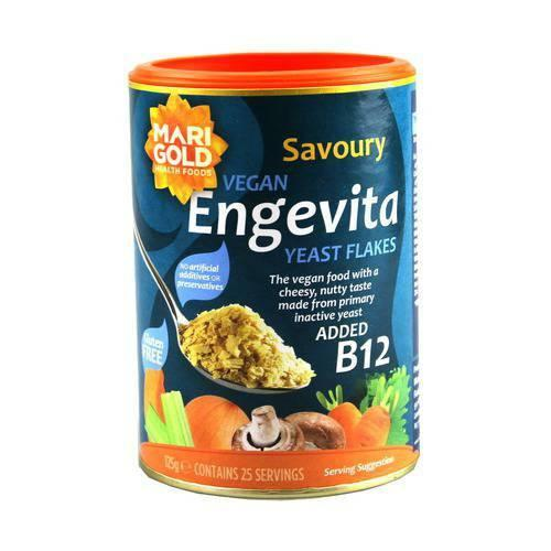 Cooking - Marigold Yeast Flakes With Vitamin B12