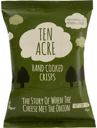 Crisps - Ten Acre - Cheese & Onion Crisps