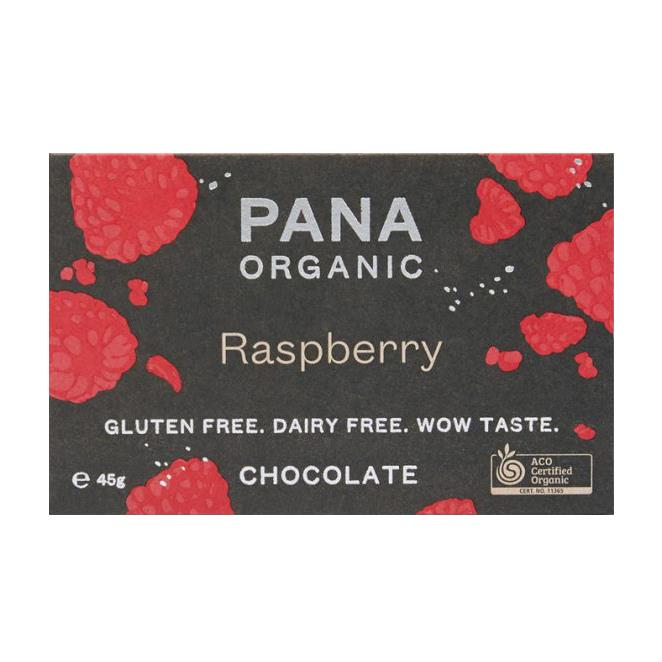 Pana Chocolate - Raspberry (45g)