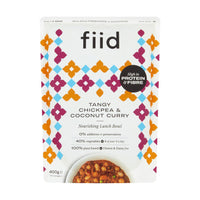 Fiid - Tangy Chickpea and Coconut Curry (400g)