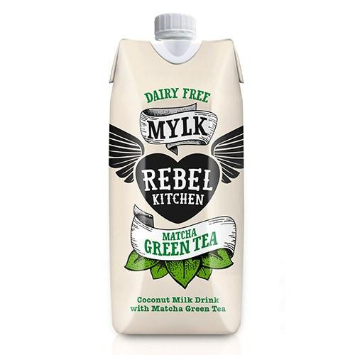 Drinks - Rebel Kitchen - Coconut Mylk, Matcha Green Flavour