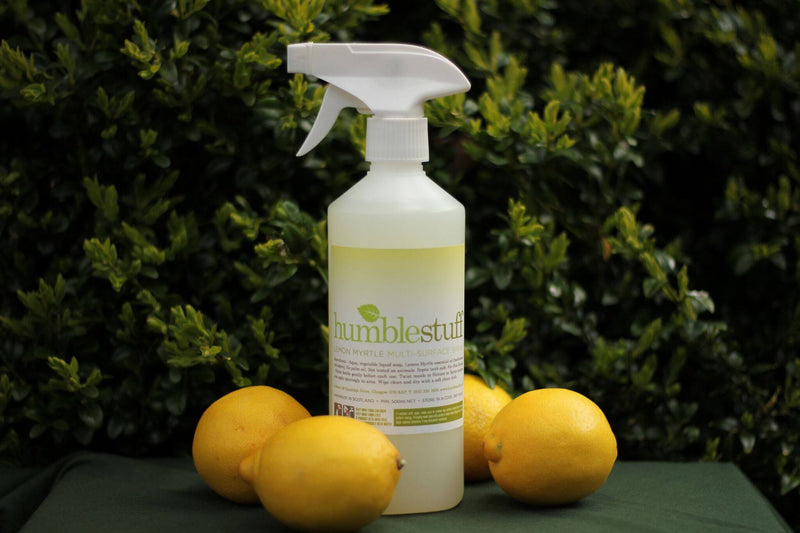 Humble Stuff Lemon Myrtle Multi-Surface Spray (500ml) - TheVeganKind