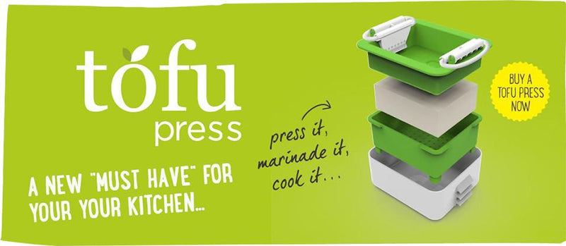 Kitchen - Tofuture - Tofu Press