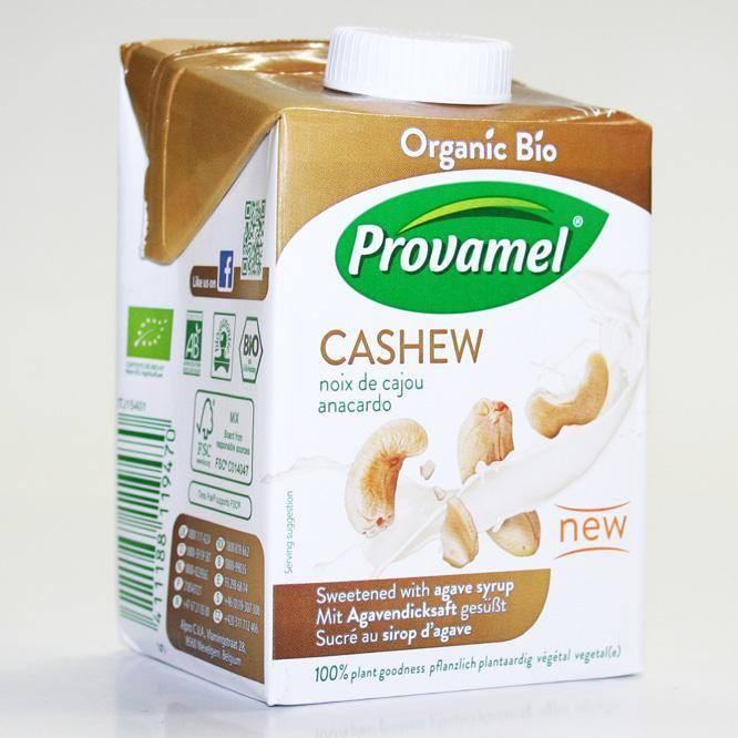 (Best Before 06/09) Provamel Cashew Milk (500ml) - TheVeganKind