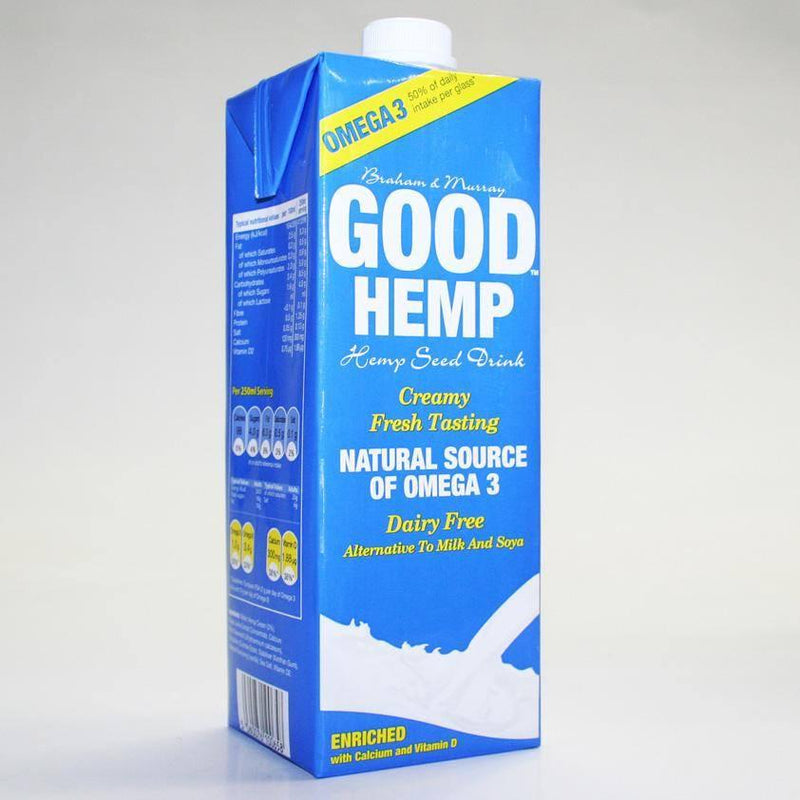 Milks - Good Hemp Original (1ltr)