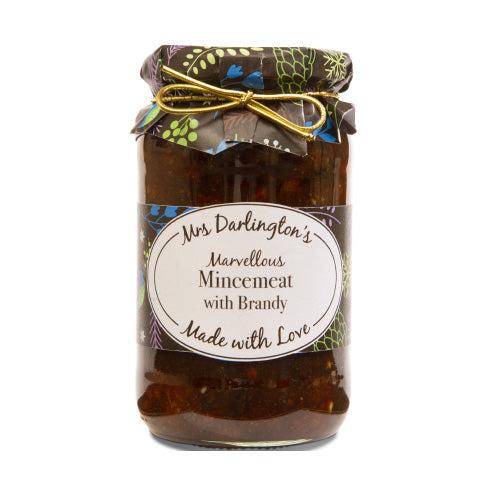 Mrs Darlington's - Mincemeat with Brandy (410g)
