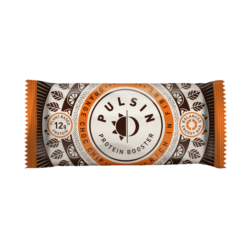 Pulsin - Protein Snack - Orange Choc Chip