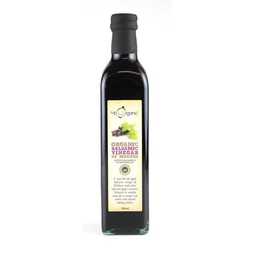 Pastas, Grains & Pulses - Mr Organic Balsamic Vinegar Of Modena (500ml)
