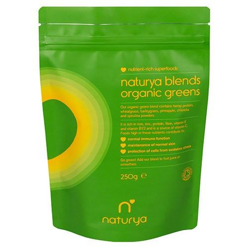 Powders - Naturya Blends Organic Greens