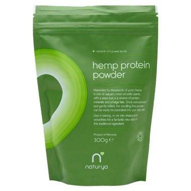 (Best Before Sep 2018) Naturya Organic Hemp Protein Powder (300g) - TheVeganKind