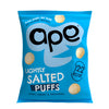 Ape - Coconut & Rice Puffs Lightly Salted (25g)