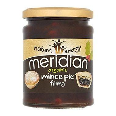 Sauces & Spreads - Meridian Organic Mince Pie Filling