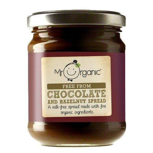 Sauces & Spreads - Mr Organic Free From Chocolate & Hazelnut Spread