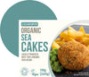 Clearspot Organic Sea Cakes (190g)
